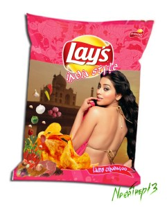 Photoshop crisps from a Japanese site
